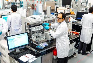 Phát hiện virus bằng nano từ